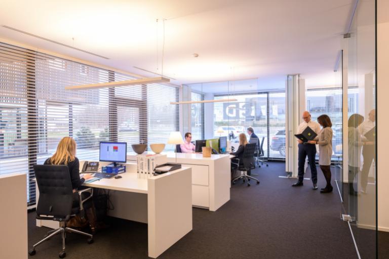 kantoor CD-Vastgoed
